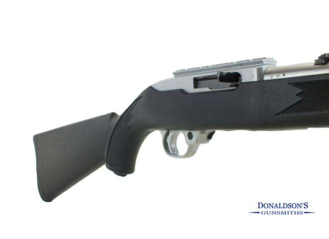 Ruger .22 LR 10/22 Synthetic Stainless (Custom)