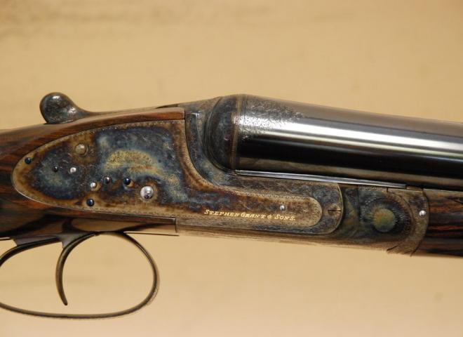 Grant, Stephen 12 gauge Sidelock Ejector
