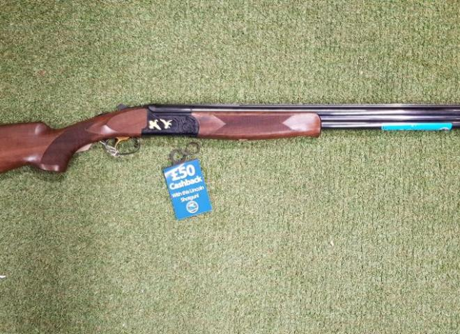 Lincoln 12 gauge Vogue