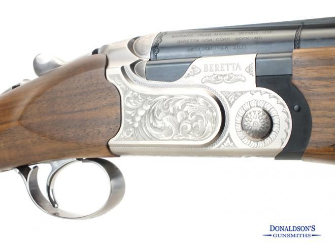 Beretta 12 gauge 690 1 Field