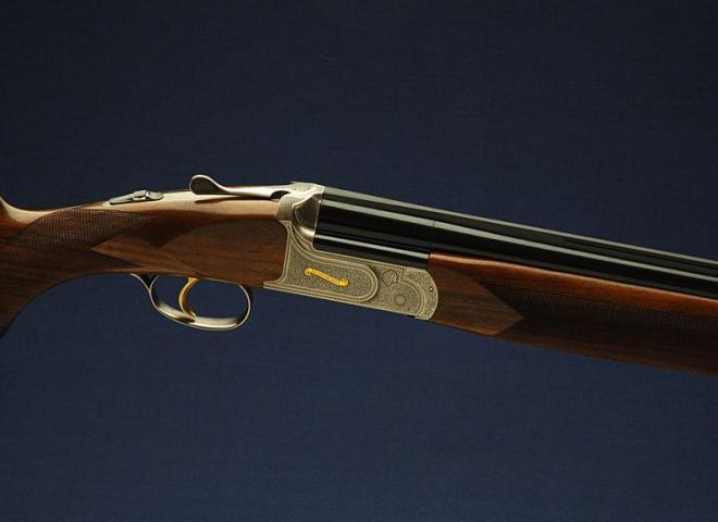 Churchill, E. J. 12 gauge Coronet