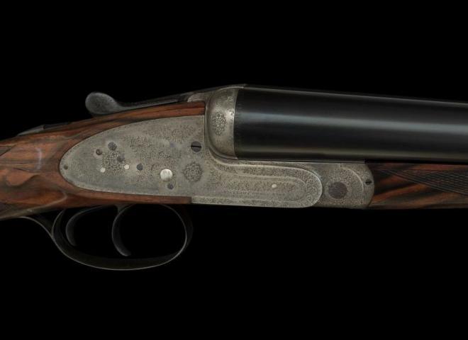 Powell, William & Son 12 gauge Sidelock