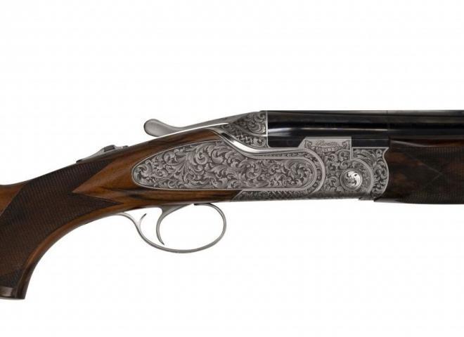 Beretta 12 gauge SL3 Floral (Heavy Scroll)