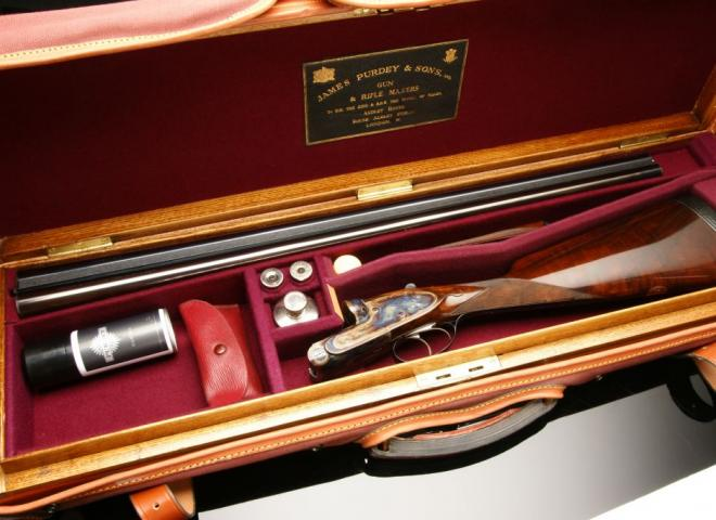 Purdey, James 12 gauge