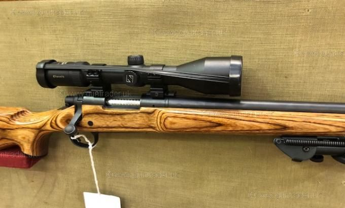 Remington .223 700 VLS