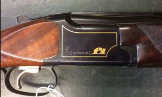 Browning 12 gauge B125 F1 Trap - Image 1