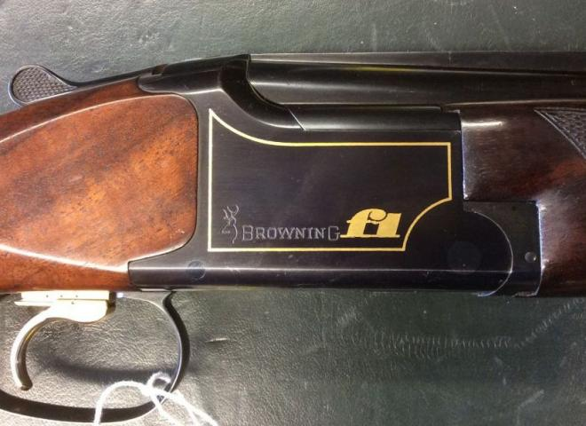 Browning 12 gauge B125 F1 Trap