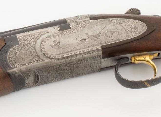 Beretta 12 gauge 687 EELL (SPORT)