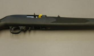 Ruger .22 LR 10/22 Synthetic Blued - Image 1