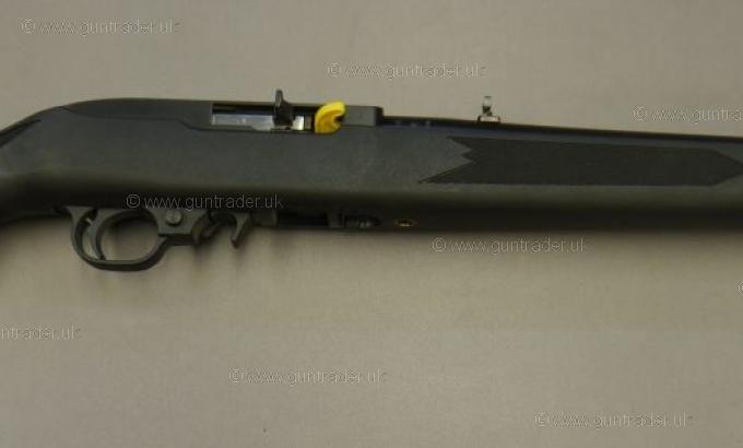 Ruger .22 LR 10/22 Synthetic Blued