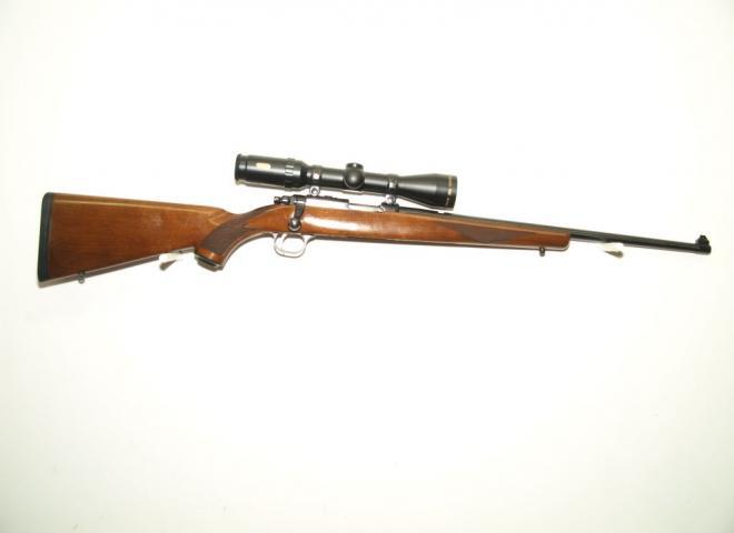 Ruger .22 WMR M77/22