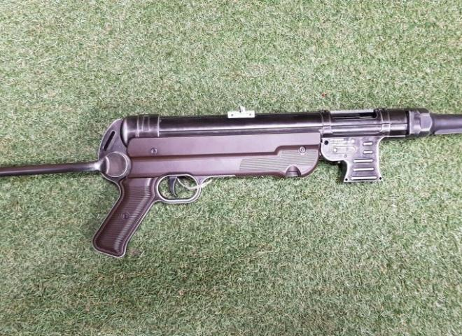Umarex .177 (BB) Legends MP40