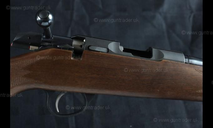 Sako .17 HMR Finnfire II