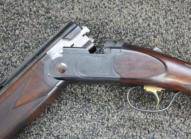 Beretta 12 gauge 682 supersport
