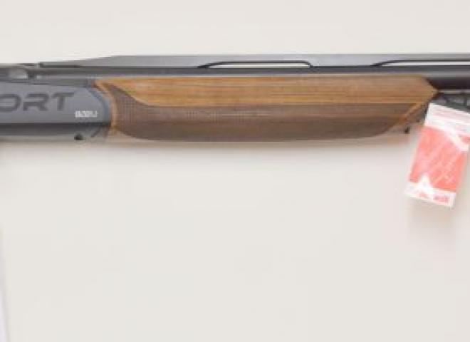 Benelli 12 gauge 828U Black (SPORT)