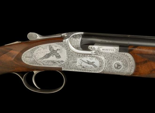 Beretta 28 gauge SO9