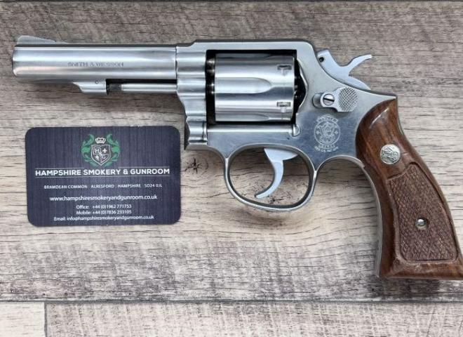 Smith Wesson .38 Special (64-6)