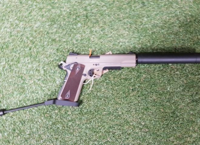 GSG .22 LR 1911 US-TAN