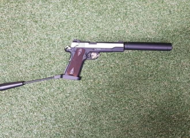 GSG .22 LR 1911 Stainless