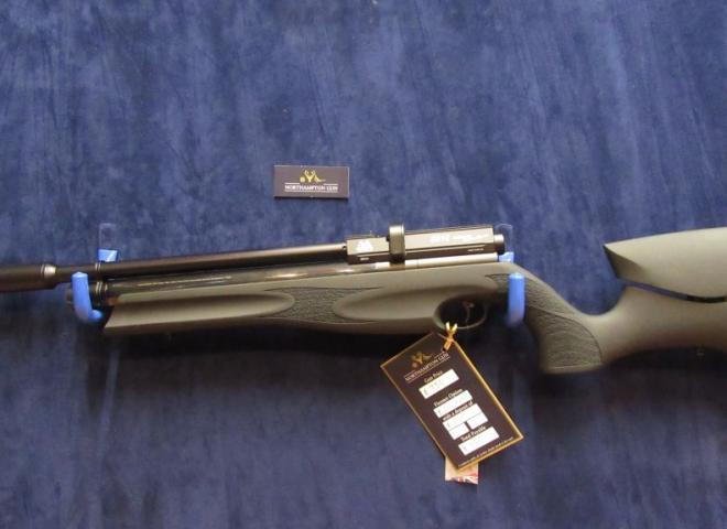 Air Arms .22 S510 Ultimate Sporter (Black Soft Touch)