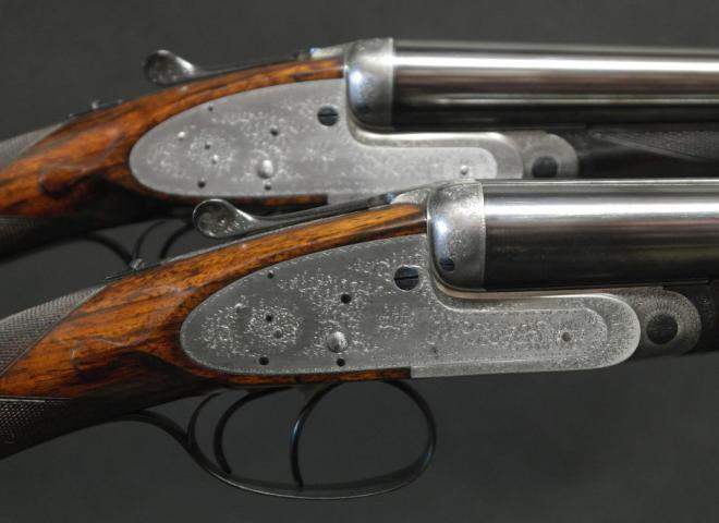Purdey, James 12 gauge Best Sidelock Ejectors