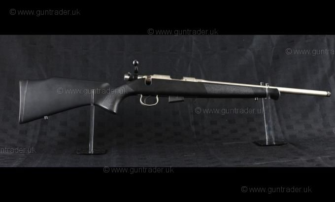 CZ .17 HMR 452 Style