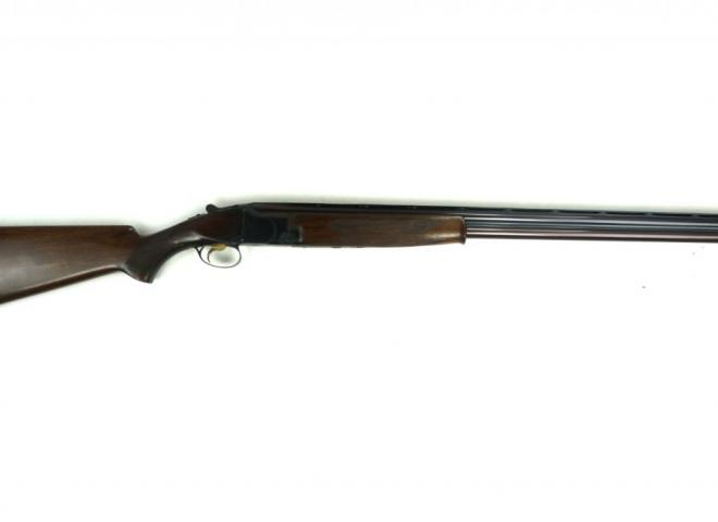 Browning 12 gauge B25 A1 (sporterised trap)