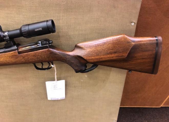 Mauser 7x57 Mod 66