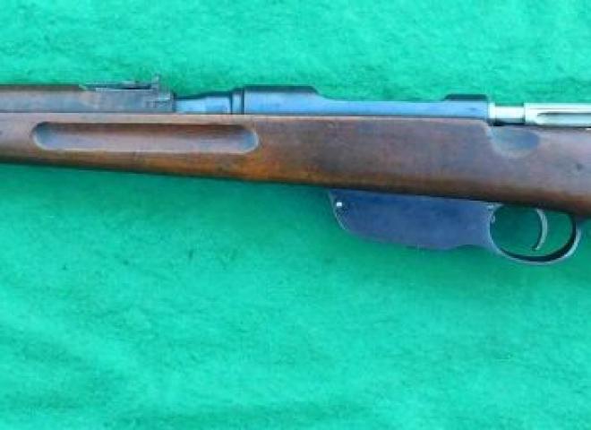 Steyr 8x56R M95 Stutzen Carbine