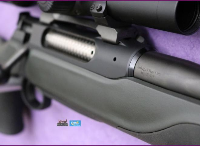 Sauer 6.5mm Creedmoor 404 Synchro XT