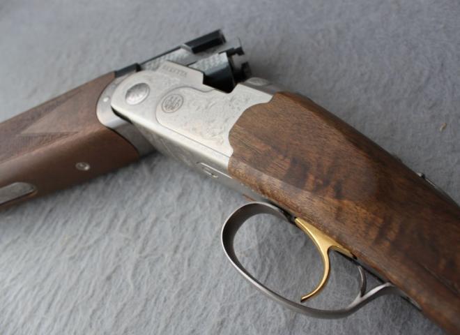 Beretta 12 gauge 686 Silver Pigeon 1 (Sport)