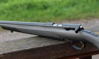 Browning .17 HMR T-BOLT LEFT-HAND SYNTHETIC SPORTER - Image 2