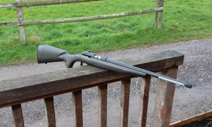 Browning .17 HMR T-BOLT LEFT-HAND SYNTHETIC SPORTER