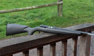 Browning .17 HMR T-BOLT LEFT-HAND SYNTHETIC SPORTER - Image 6