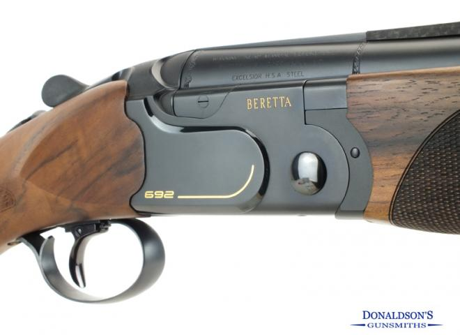 Beretta 12 gauge 692 Black Edition