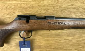CZ .17 HMR 457 Royal - Image 3