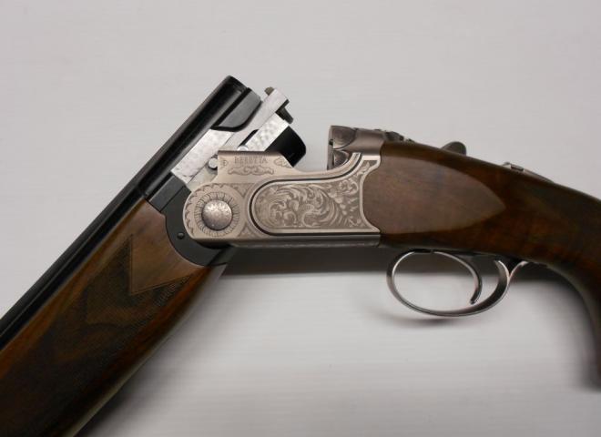 Beretta 12 gauge 691 Field Vittoria