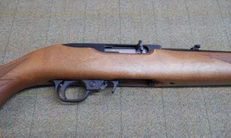 Ruger .22 LR 10/22 RSP Beech Stock - Image 3