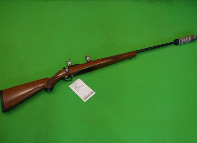 Ruger .17 HMR M77/17