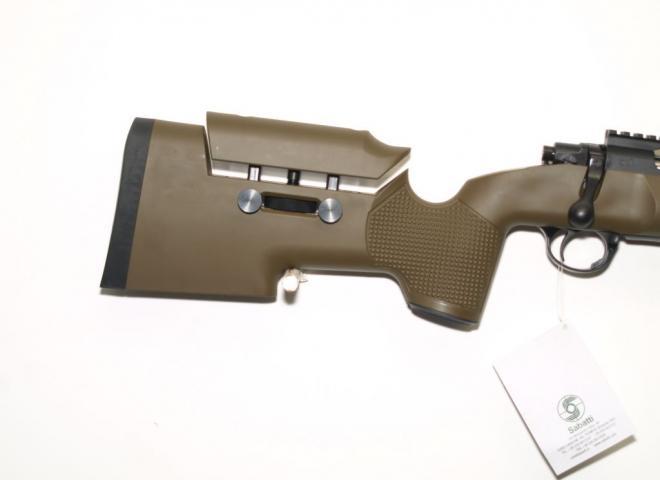 Sabatti .308 Tactical Hunter Carbon