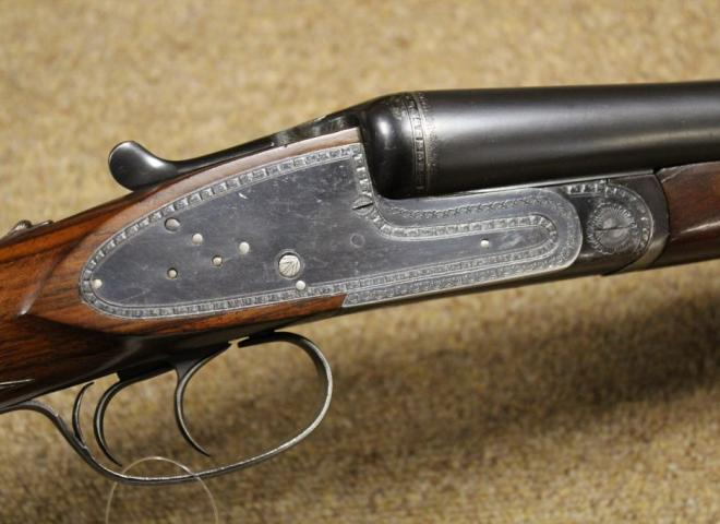 Gunmark 12 gauge Silver Sabel