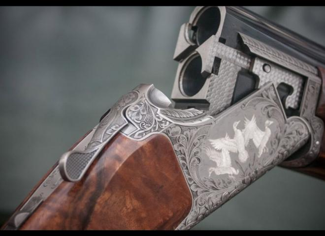 Browning 12 gauge The Crown