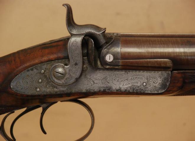 Lancaster, Charles 10 gauge Side by Side