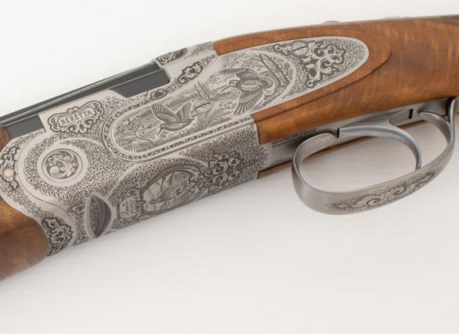 Beretta 20 gauge 687 EELL