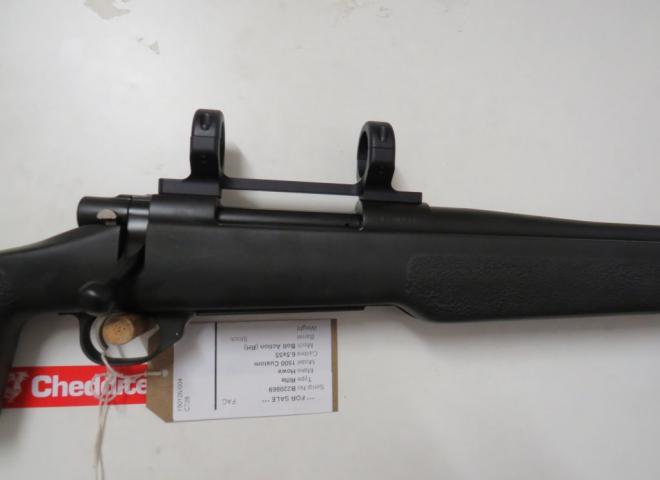 Howa 6.5x55 1500 Custom (macmillan)