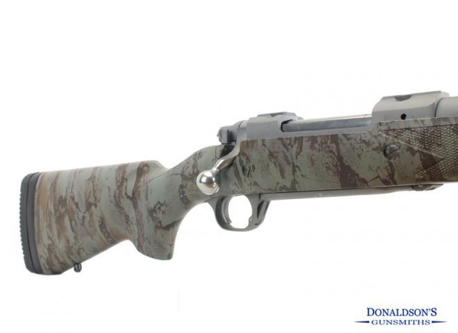 Ruger .308 Hawkeye FTW Hunter