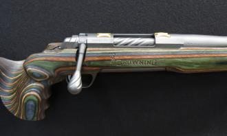 Browning 6.5mm Creedmoor X-Bolt Pro Long Range GRS (Screw Cut M14x1) - Image 2