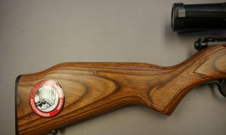 Savage Arms .22 LR MARK II (BROWN LAMINATE) - Image 2