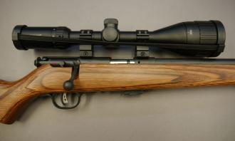 Savage Arms .22 LR MARK II (BROWN LAMINATE) - Image 3