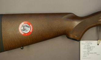 Savage Arms .308 MODEL 11 (WALNUT) - Image 2